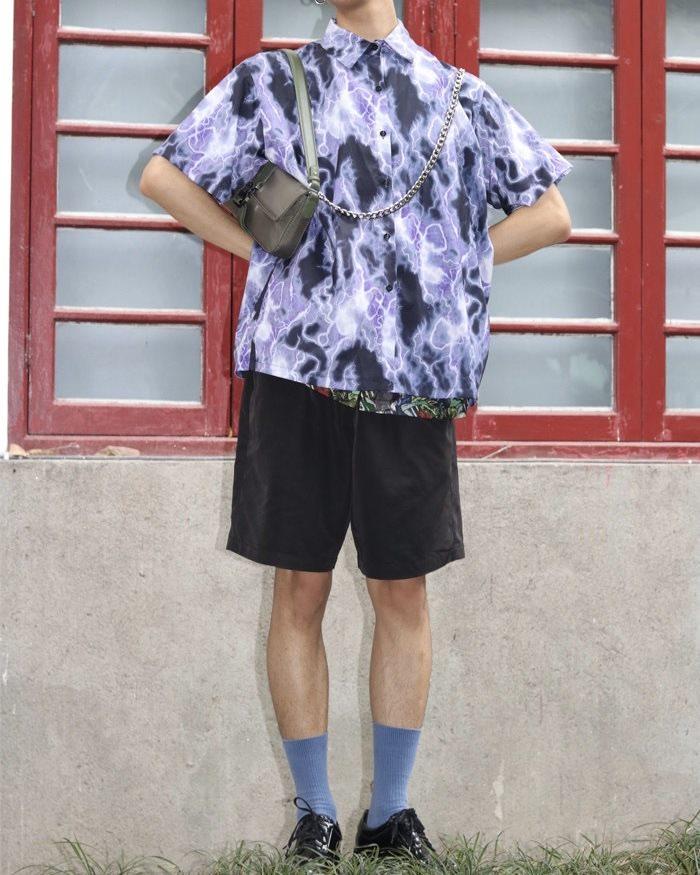 ライトニングタイダイシャツの画像5